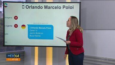 Telespectadores falam o que é Curitiba pra eles - Pelo aplicativo #VcNaRPC também pode participar e declarar seu amor à cidade.