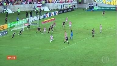 Vasco vence o Bangu por 1 a 0 e está na final da Taça Rio - Vasco vence o Bangu por 1 a 0 e está na final da Taça Rio.