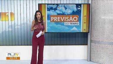 Sábado deve ser de sol na maior parte do Sul do Rio - Não tem previsão de chuva na região.