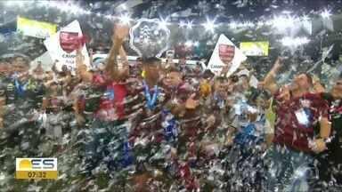 Confira os destaques do esporte com o goleiro Paulo Sérgio - Veja os melhores momentos dos jogos do fim de semana.