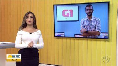 Anderson Barbosa fala sobre as principais notícias deste início de semana - Anderson Barbosa fala sobre as principais notícias deste início de semana.