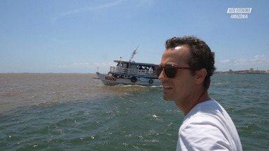Nas Águas da Amazônia