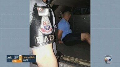 Jovem condenado por morte de torcedor do Guarani em 2012 é preso - Policiais localizaram o foragido em Morungaba (SP), depois de uma denúncia anônima.