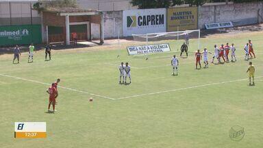 Velo Clube empata com o Comercial - Time de Rio Claro encerra a primeira fase da A3 invicto.