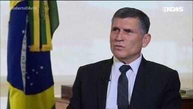 General Santos Cruz, um militar na linha de frente no governo