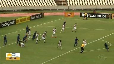 Bahia treina em Maceió antes de enfrentar o CRB - Duelo com o Galo será nesta terça-feira, no Rei Pelé