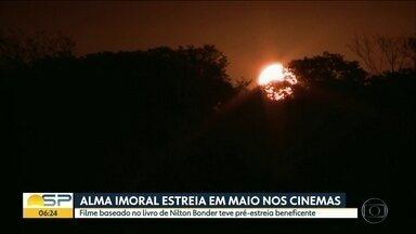 Alma Imoral estreia em maio nos cinemas - Filme baseado no livro de Nilton Bonder teve pré-estreia beneficente