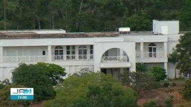 Governador Mauro Carlesse deve se mudar para mansão que passa por reforma - undefined