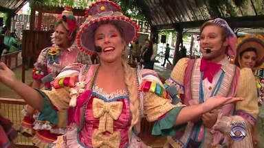 400 mil pessoas devem visitar Gramado durante programação de Páscoa - Turistas de outros estados visitam a cidade na Serra gaúcha.