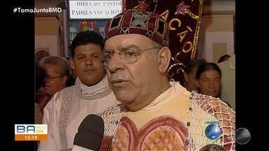Padre José de Souza Pinto morre aos 72 anos em Salvador - Padre Pinto, como era conhecido, se destacou pelo trabalho na igreja da Lapinha.
