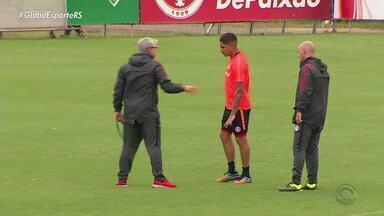 Inter enfrenta o Caxias com estreia de Paolo Guerrero - Assista ao vídeo.