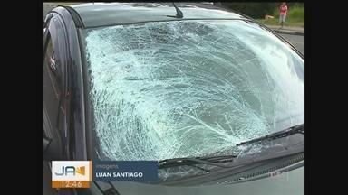 Ciclista morre atropelada por carro em Criciúma - Ciclista morre atropelada por carro em Criciúma