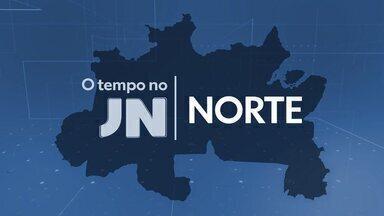 Veja a previsão do tempo para este sábado (6) no Norte - Veja a previsão do tempo para este sábado (6) no Norte
