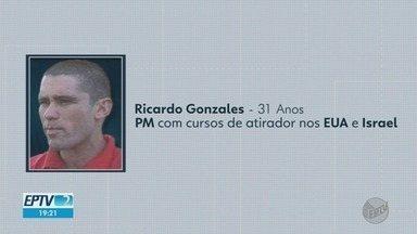 Ex-PM está desaparecido há 16 anos em Ribeirão Preto, SP - O ex-investigador Ricardo José Guimarães, condenado por oito assassinatos, pode ter envolvimento no sumiço de Ricardo Gonzalez.