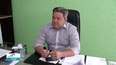 Prefeito de Formoso do Araguaia é suspeito de desviar dinheiro e pode perder o cargo - Prefeito de Formoso do Araguaia é suspeito de desviar dinheiro e pode perder o cargo