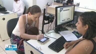 Biometria será usada nas próximas eleições em cidades do Vale do Ribeira - Os cartórios eleitorais querem alcançar a metade do eleitorado da região que ainda não se cadastrou.