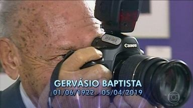 Morre Gervásio Baptista que fotografou todos os presidentes desde Juscelino Kubitschek - Fotojornalista, Baptista tinha 96 anos e era dono da credencial 001 no Palácio do Planalto.