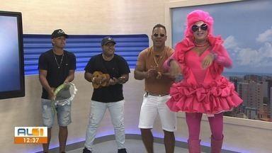 Carnaval ainda não acabou na cidade de São Miguel dos Campos - Paty Maionese fala sobre a folia na cidade.