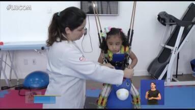 Centro Integrado de Inclusão e Reabilitação atende pessoas com deficiência - O espaço oferece atendimento para pessoas de várias idades.