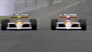 Relembre os anos 80 da F1 e a rivalidade entre Senna e Prost - Relembre os anos 80 da F1 e a rivalidade entre Senna e Prost