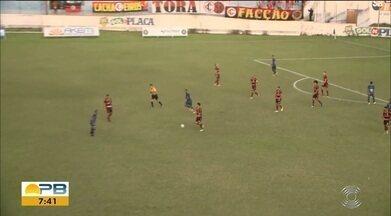 Veja como o Campinense passou pelo Atlético-PB e chegou à final do Paraibano - Raposa empata por 1 a 1 com o Trovão Azul, no Perpetão, e vence nos pênaltis