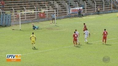 Monte Azul perde para Capivariano na Série A3 - Jogo terminou em 1 a 0.