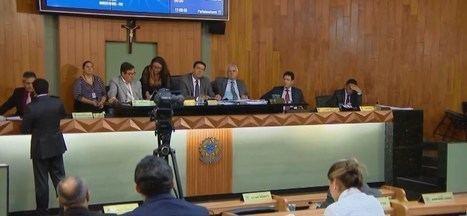 Câmara de Uberlândia discute emendas sobre regularização de terrenos - A Reportagem do MG1 acompanhou a reunião desta segunda-feira (08) sobre os detalhes do projeto de lei.