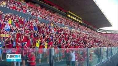 Sport vence Salgueiro e garante vaga na final do Campeonato Pernambucano - Jogo terminou em 2 a 0.