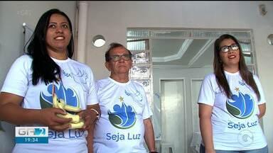 Voluntários de Petrolina realizam campanhas para o período da Páscoa - O objetivo é deixara Páscoa de muitas pessoas mais feliz.