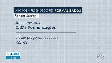 Número de Microempreendedores cresceu 90% nos últimos 5 anos em Sergipe - Análise foi feita pelo Sebrae.