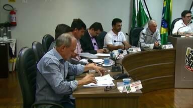 Câmara de Marechal Cândido Rondon vota pedidos para investigar quatro vereadores - Todos são suspeitos de irregularidades.