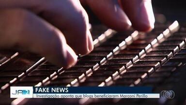 Polícia investiga suposto esquema que usava dinheiro no governo Marconi para fake news - Superintendência de Combate à Corrupção quer saber se recurso do Estado era usado para pagar sites na internet para promover o PSDB e criticar adversários políticos do ex-governador.