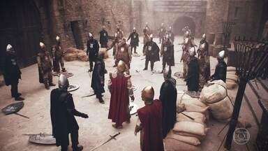 Batalha Medieval - Qual o motivo dessa guerra?