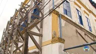 Reforma do Museu das Monções deve ser concluída em setembro - A reforma do Museu das Monções, em Porto Feliz, deve ficar pronta em setembro. O museu está interditado há nove anos.