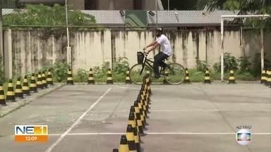 Dia Mundial do Ciclista: escolas conscientizam sobre uso seguro das bicicletas - Orientação é oferecida com o objetivo de reduzir os riscos vividos por quem pedala.