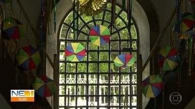 Casa da Cultura completa 43 anos celebrando divulgação do artesanato de Pernambuco - Local foi construído para ser cadeia pública, mas atualmente atrai turistas interessados na arte produzida no estado.