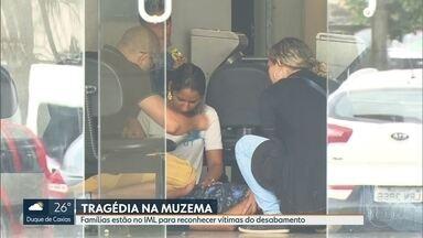 Onze pessoas morreram no desabamento - Três pessoas seguem internadas em hospitais
