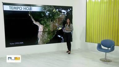 Confira a previsão do tempo para esta segunda (15) no interior do Rio - Sistema de baixa pressão e ventos vindos do Sul do Brasil pode trazer chuvas para Regiões dos Lagos e Serrana.