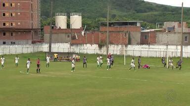 Tupi joga bem, mas perde para o América-MG na estreia do Mineiro sub-20 - Carijó desperdiçou boas chances e foi derrotado por 2 a 0 pelo Coelho no Salles Oliveira.