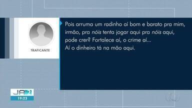 Polícia Civil faz operação contra facções criminosas que agiam em presídios do Tocantins - Polícia Civil faz operação contra facções criminosas que agiam em presídios do Tocantins