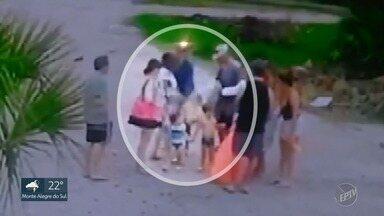 Família de Franca é roubada durante viagem de férias no litoral - Família foi assaltada no primeiro dia da viagem de férias, no Guarujá (SP).