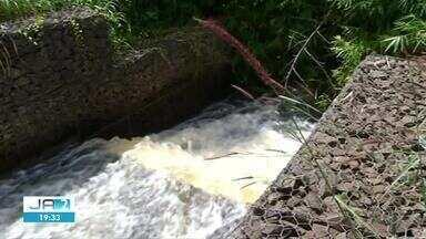 Moradores falam sobre temor de represa se romper no norte do Tocantins - Moradores falam sobre temor de represa se romper no norte do Tocantins