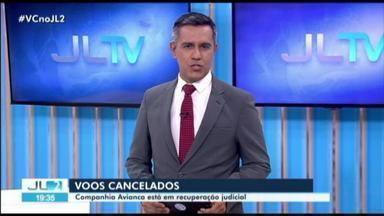Quatro voos da companhia aérea Avianca são cancelados em Belém. - A companhia não divulgou a quantidade de passageiros afetada.