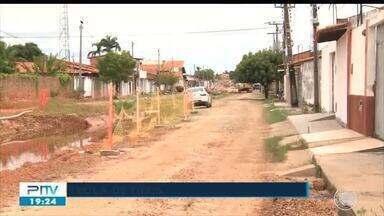 Homem morre em confronto com a polícia em Floriano - Homem morre em confronto com a polícia em Floriano