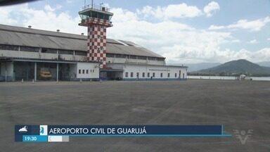 Ministro da Infraestrutura deve assinar concessão do aeroporto civil de Guarujá - A assinatura deve ser feita nesta terça-feira (15).