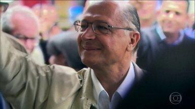 Justiça bloqueia bens do ex-governador de São Paulo, Geraldo Alckmin - Odebrecht teria doado R$ 8,3 milhões para a campanha dele sem declarar à justiça eleitoral.