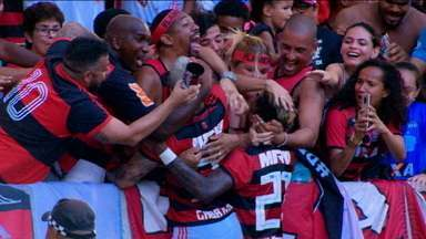 Com 80 dias de Flamengo, Bruno Henrique se destaca no clube e cai nas graças dos torcedores - Com 80 dias de Flamengo, Bruno Henrique se destaca no clube e cai nas graças dos torcedores
