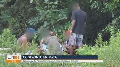 Operação da Polícia Civil termina com dois mortos em Peruíbe - Ação foi feita para combater o tráfico de drogas na cidade.