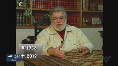 Morre aos 83 anos o advogado e ex-deputado federal Gastone Righi - Righi foi parlamentar em Brasília nos anos 60 e 80. Causa da morte ainda não foi divulgada.