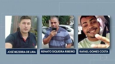 Polícia procura acusados de construir prédios que desabaram na Muzema - José Bezerra de Lira, Renato Siqueira Ribeiro e Rafael Gomes Costa estão foragidos.